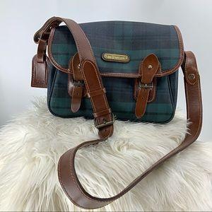 Vintage polo Ralph Lauren cross body messenger bag